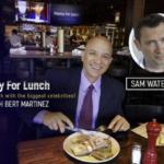 Sam Waterfall contributor Money For Lunch with Bert Martinez